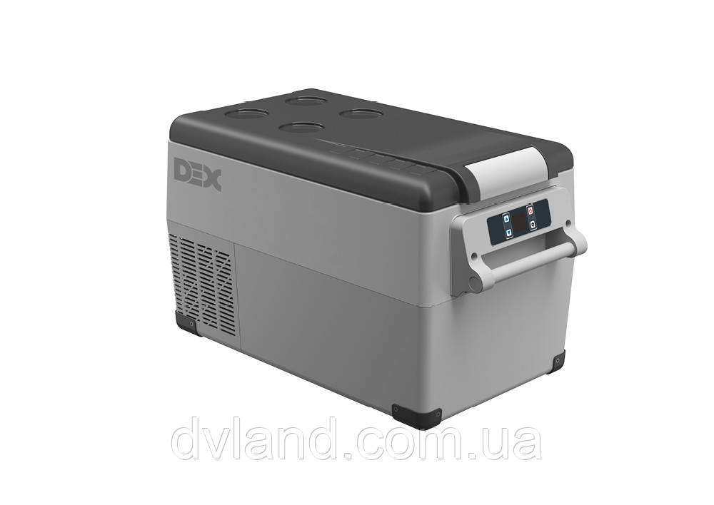 Автохолодильник-морозильник DEX CF-35 35л Компрессорный