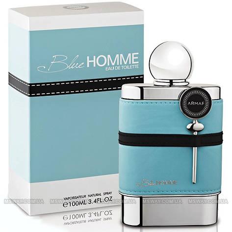 Armaf - Blue Homme EDT 100ml (туалетная вода) мужская, фото 2