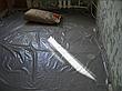 Пленка полиэтиленовая прозрачная для теплиц и строительства  в рулонах 150 мкм толщина, 3 м ширина, фото 5
