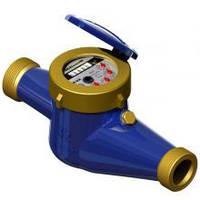 Лічильник водяний Gross MTK (W) -UA 50 муфтовий (+ згін)