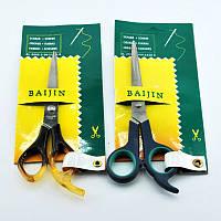 Ножницы для стрижки на листе 15см