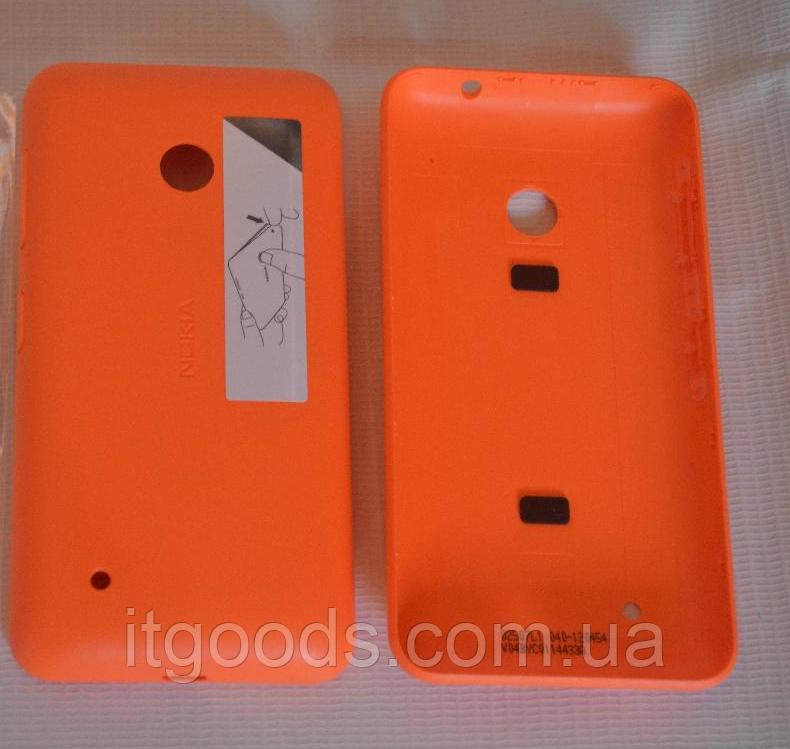 Задняя оранжевая крышка для Nokia Lumia 530