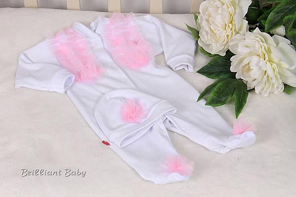 """Набор для новорожденных """"Ангелина""""   розовый"""