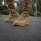 Тактические кроссовки M-Tac Patrol R Vent, Coyote, фото 7