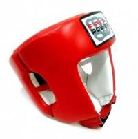 Шлем боксерский FIREPOWER FPHGA2 Red