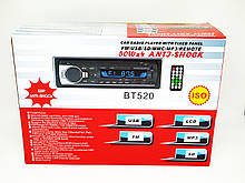 Pioneer BT520 ISO - MP3+FM+2xUSB+SD+AUX + BLUETOOTH