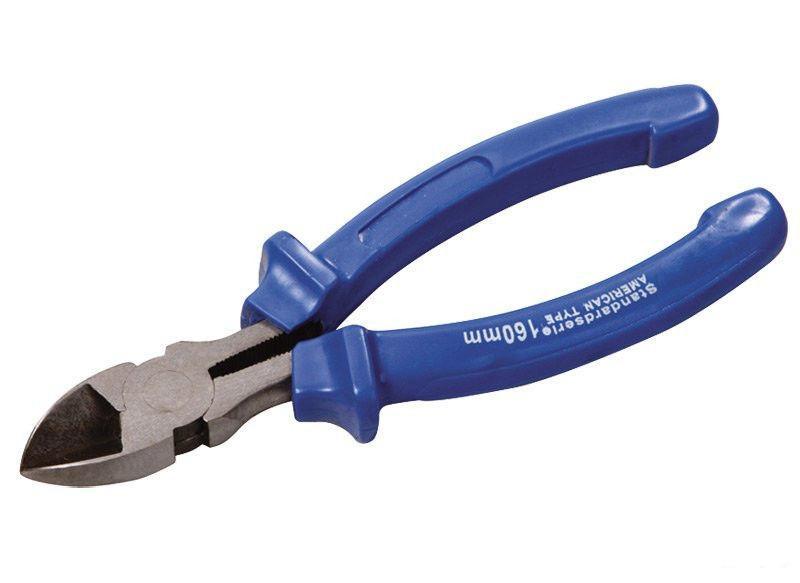 Бокорезы 22-180 180мм American type,C45 Master-tool