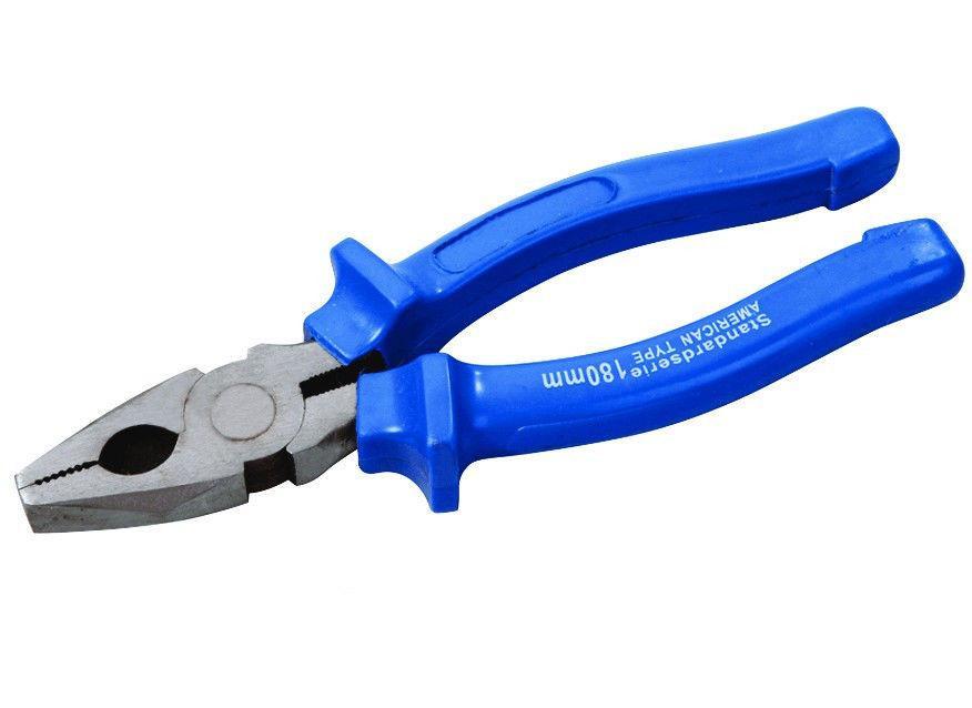 Плоскогубці 22-0180 №180 Master-tool