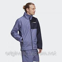 Куртка-дождевик adidas Terrex Multi RAIN.RDY Primegreen GU6483 2021 2, фото 3