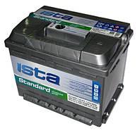 Автомобильный стартерный аккумулятор ISTA Standard 6СТ-60 A1 560 04 02 L+