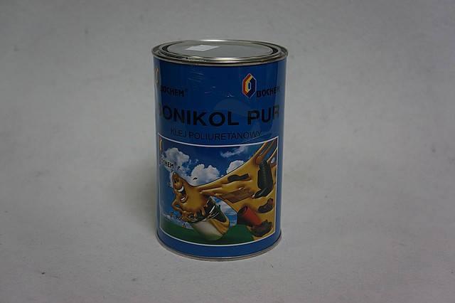 Клей для обуви полиуретановый (десмокол) PUR 0,8 кг, фото 2