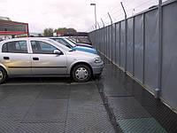 Полы для стоянки автомобилей