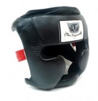 Шлем боксерский для тренировок Thai Professional HG1 Black