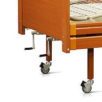 Кровать деревянная функциональная четырехсекционная OSD-94, фото 2