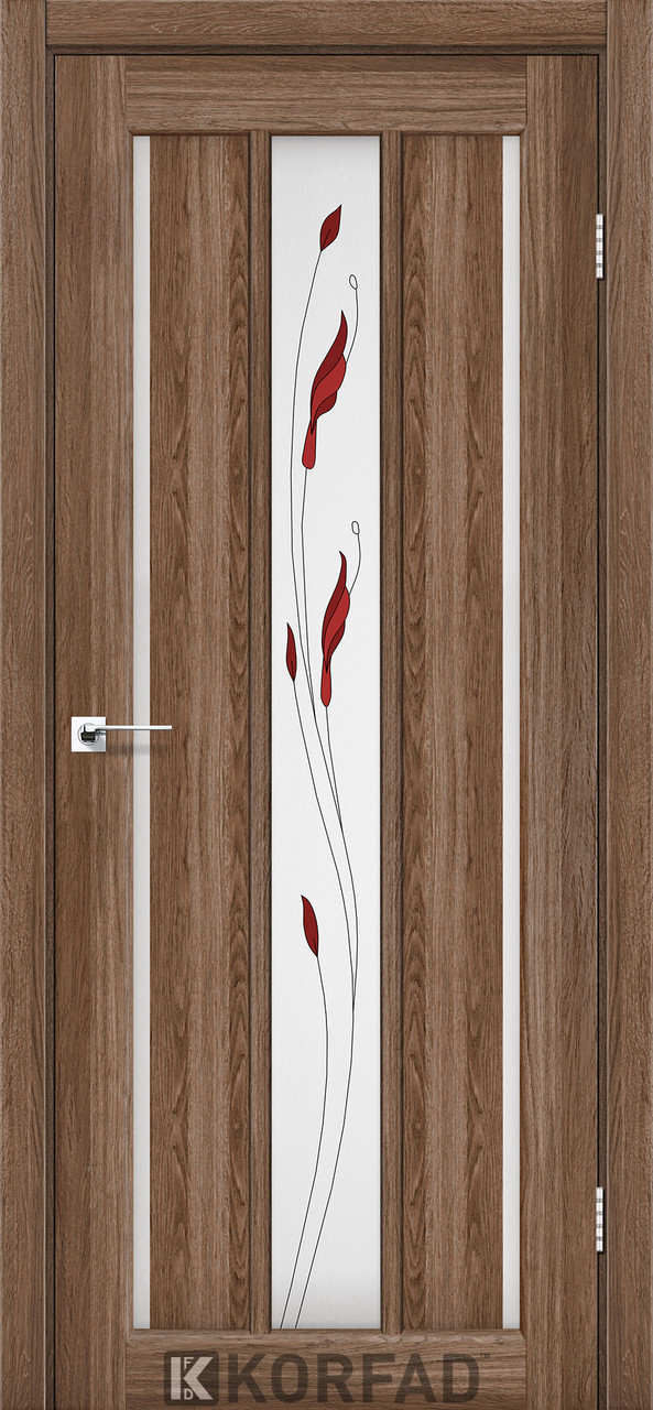 Двери Korfad VND-04 М1 Дуб грей