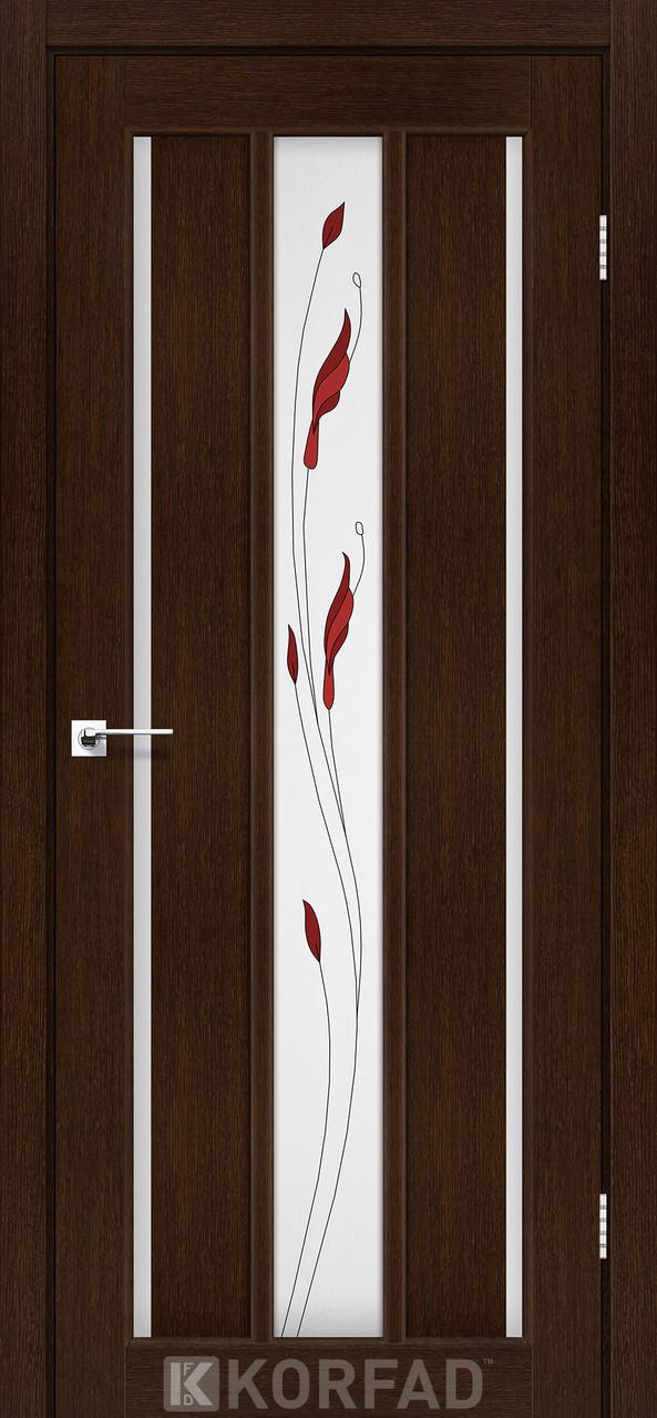 Двери Korfad VND-04 М1 Венге