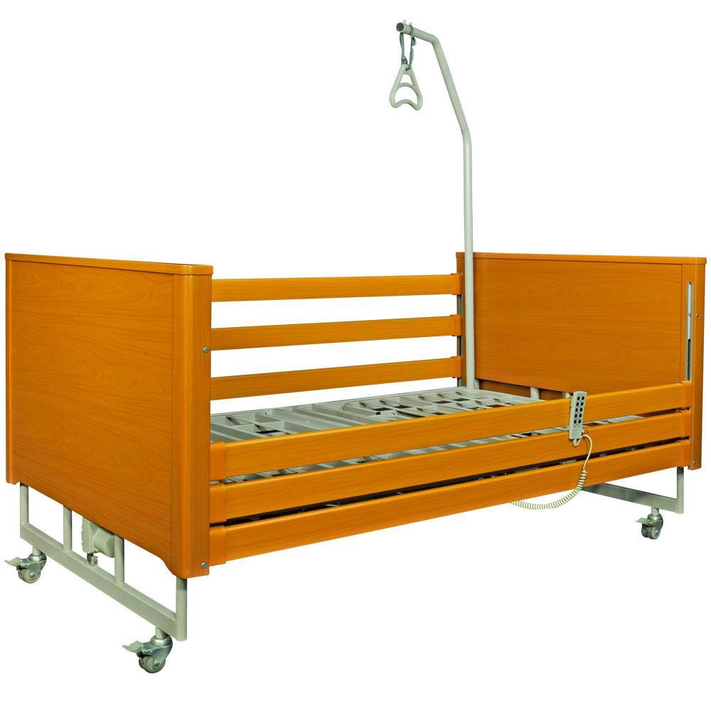 Ліжко функціональна з електроприводом «Bariatric» OSD-9550