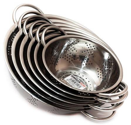 Друшляк з харчової сталі арт. 822-2-17, фото 2