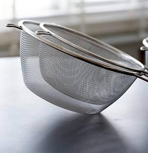 Шумівка-сито з нержавіючої сталі, арт 840-9-11, фото 2