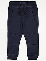 Темно-сині трикотажні штани (джогери) Джордж для хлопчика
