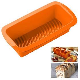 Силиконовая форма для выпечки хлеба (23х10 см) арт. 840-68316