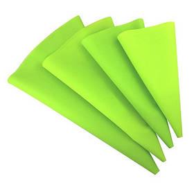 Кондитерский мешок силиконовый зеленый 55 см Польша арт. 870-031655
