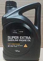 Масло моторное Hyundai Kia Super Extra 5W-30 бензин 4 л. (05100-00410)