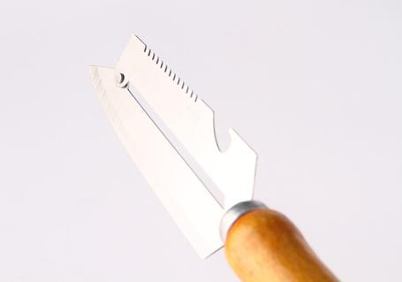 Кисть силіконова арт. 822-1-54 (17 см), фото 2