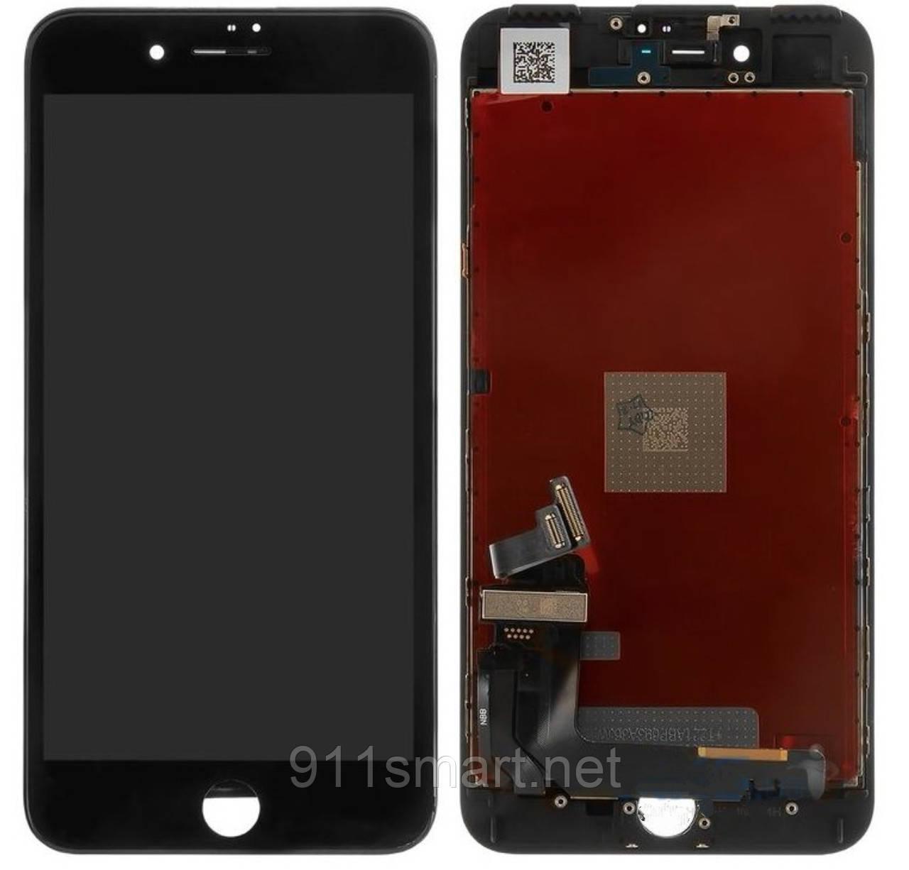 LCD дисплейный модуль для iPhone 7 plus черный