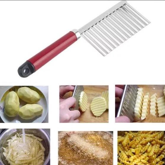 Нож фигурный для овощей арт. 1414-24