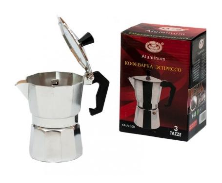 Кофеварка гейзерная, арт. ХВ002-6, фото 2