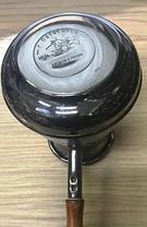 Турка мідна 0.75 л П'ятигорськ (темна ручка) арт. 4257, фото 3