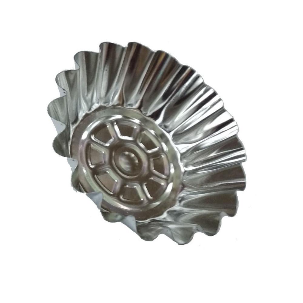 Форма для кондитерских изделий 10 штук (высота 2.5 см) арт. 80621737