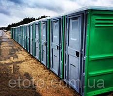 Туалетная кабина биотуалет Люкс
