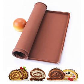 Силиконовый коврик для выпечки с бортиками (31х27 см) арт. 870-500116