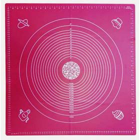 Силиконовый коврик для раскатки теста (70 х 70 см) арт. 830-2А-14