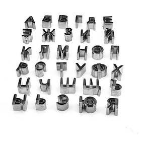Форма для вырубки букв арт. 840-1028019