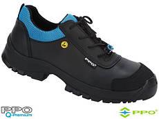 Захисне взуття, що захищає від електростатичного розряду