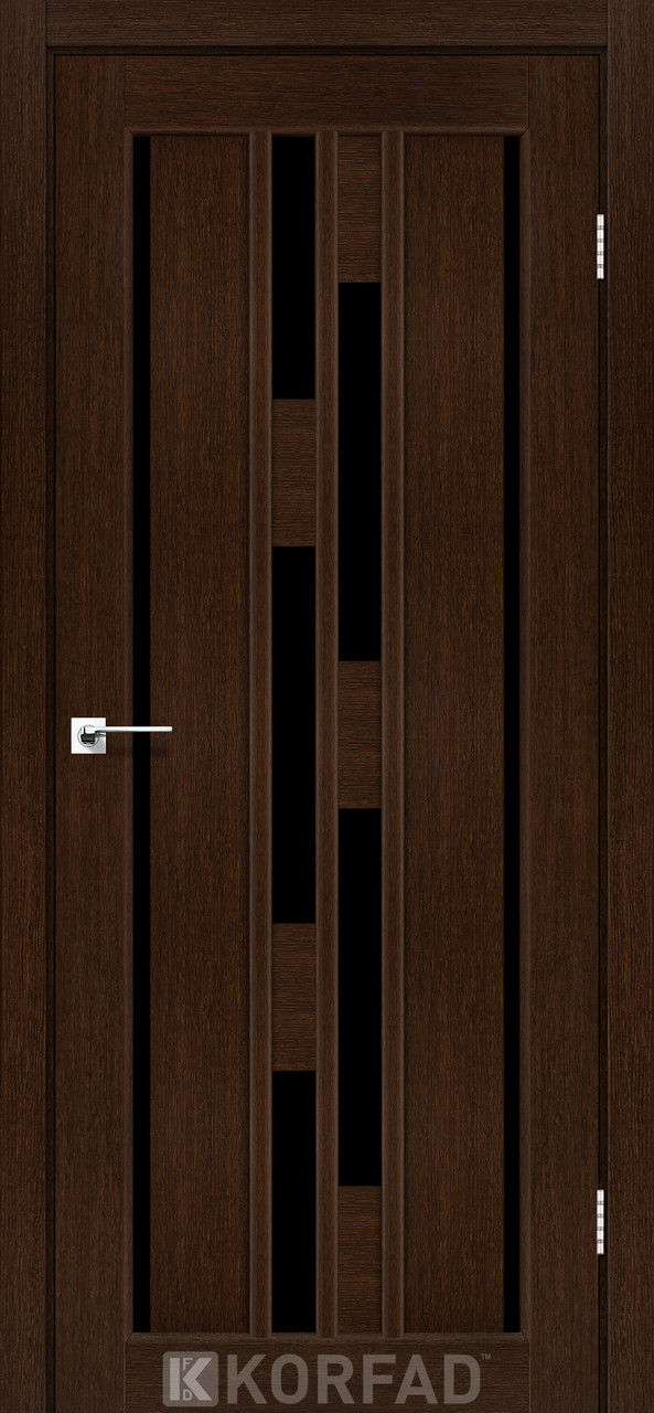Двери Korfad VND-05 Венге BLK