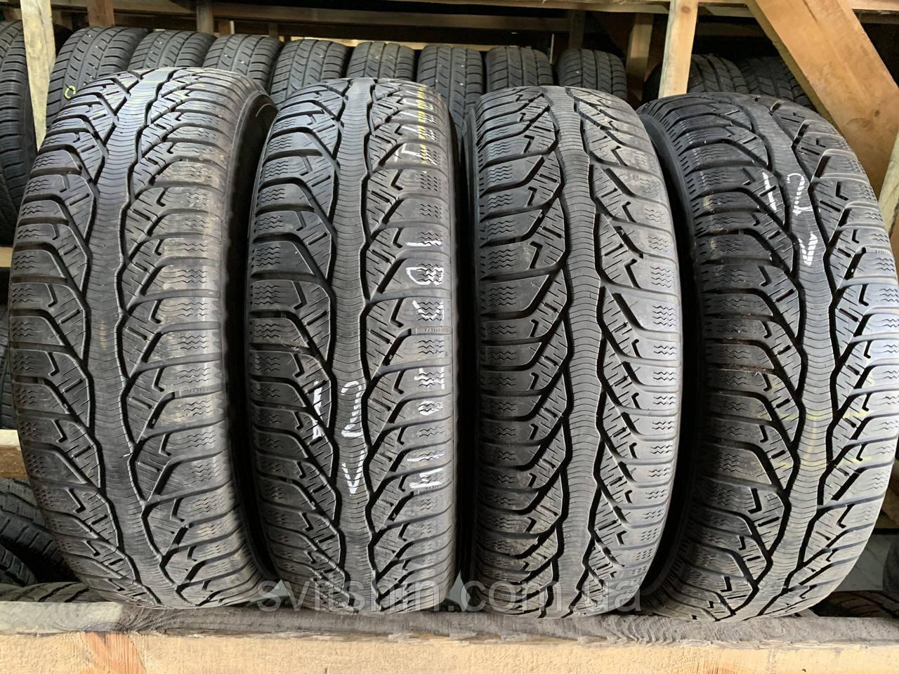 Зимові шини 185/70R14 88T Kleber Krisalp HP2 (5мм) R14 185x70