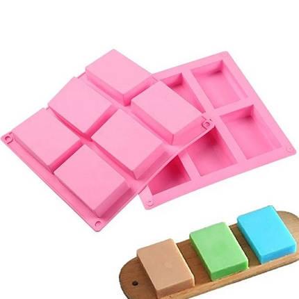 Силиконовая форма для мыла, арт. 840-15A18920, фото 2