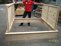 Песочница с крышкой для детской площадки