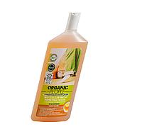Эко гель для мытья паркетных полов с органическим пчелиным воском CLEAN&CARE, 500 мл.