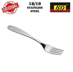 """Вилка десертна """"Premium"""" AYD (полірована нержавіюча сталь 18/10, 6 шт. в упаковці), арт. 312014"""