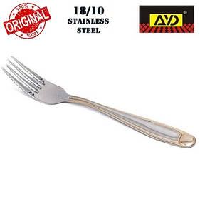 """Вилка десертна """"Крапля супер"""" AYD (полірована нержавіюча сталь 18/10, 6 шт. в упаковці), арт 291806"""