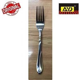 Вилка столова AYD (нержавіюча сталь, 6 шт. в упаковці), арт. 332502