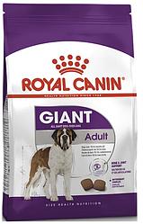 Корм для собак Royal Canin (Роял Канін) GIANT ADULT для гігантських порід віком 18-24 місяців, 4 кг