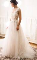 Свадебное платье - Венера. для идеальной фигуры.