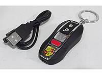 Аккумуляторная USB зажигалка Porsche алRR1