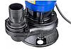 Насос дренажно-фекальний 2800W AL-FA ALWQD 75 чавунний Гарантія 24 міс. Італія, фото 2